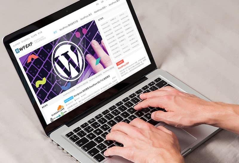 通过 Hosts 回源绕过 CDN 防护进行排查 Wordpress 问题。